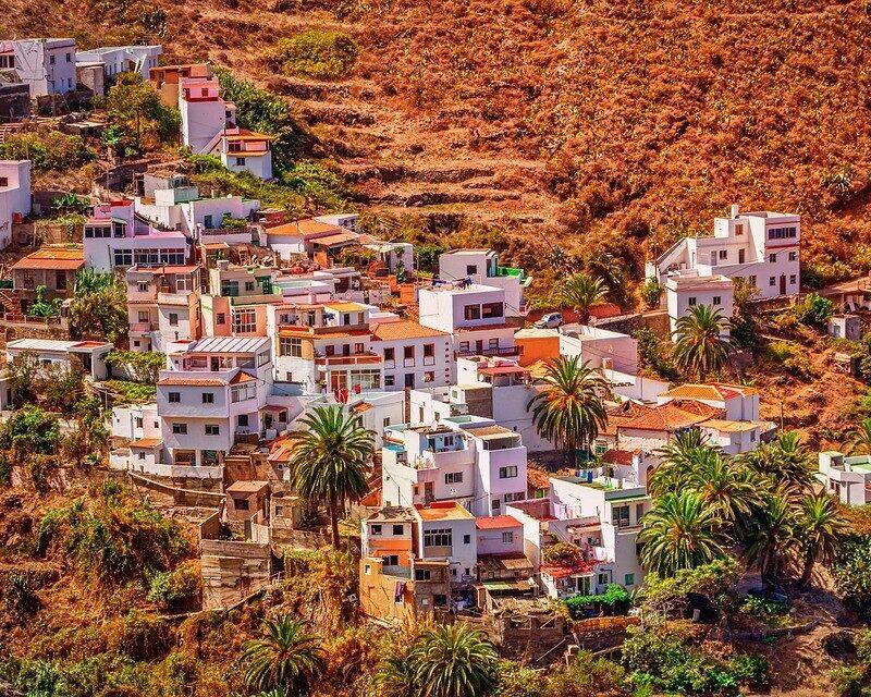sommerferien i Spanien